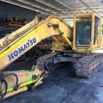 Komatsu PC300-8 Excavator