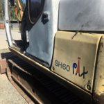 Sumitomo SH60-1 spare parts
