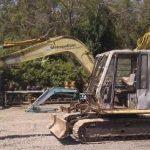Sumitomo SH60-1 Excavator replacements