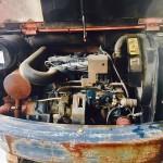 Kubota X121-2 spare parts