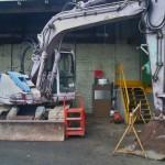 Sumitomo SH135-2 Excavator parts