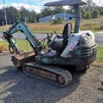 IHI 30J Excavator Spare Parts