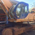 Samsung SE240LC Excavator Parts
