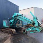 Kobelco SK135 Excavator