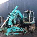 Kobelco SK135 Excavator parts
