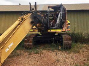 CAT320BL Excavator Parts