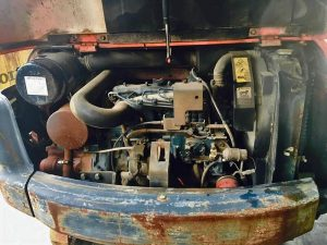 Kubota KX121-2 Excavator Parts