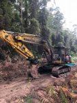 Komatsu PC210-8 Excavator Parts