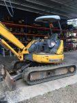 Komatsu PC50MR Excavator Parts