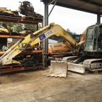 Yanmar VIO75 Excavator Parts