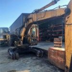 CAT 313BCR Machine Parts for sale