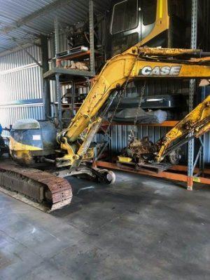 CASE CX47 Excavator