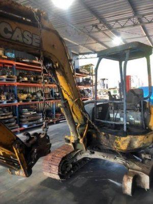 CASE CX47 Excavator Parts