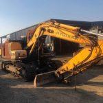 Hyundai R140LCD-7 Excavator Parts