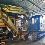 Case 9010B Excavator Parts